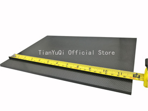 Image 2 - 200X300 mm  High Composite Hardness Material Carbon Fiber Board 0.5, 1,1.5, 2,3, 4, 5mm Carbon Plate Panel Sheets