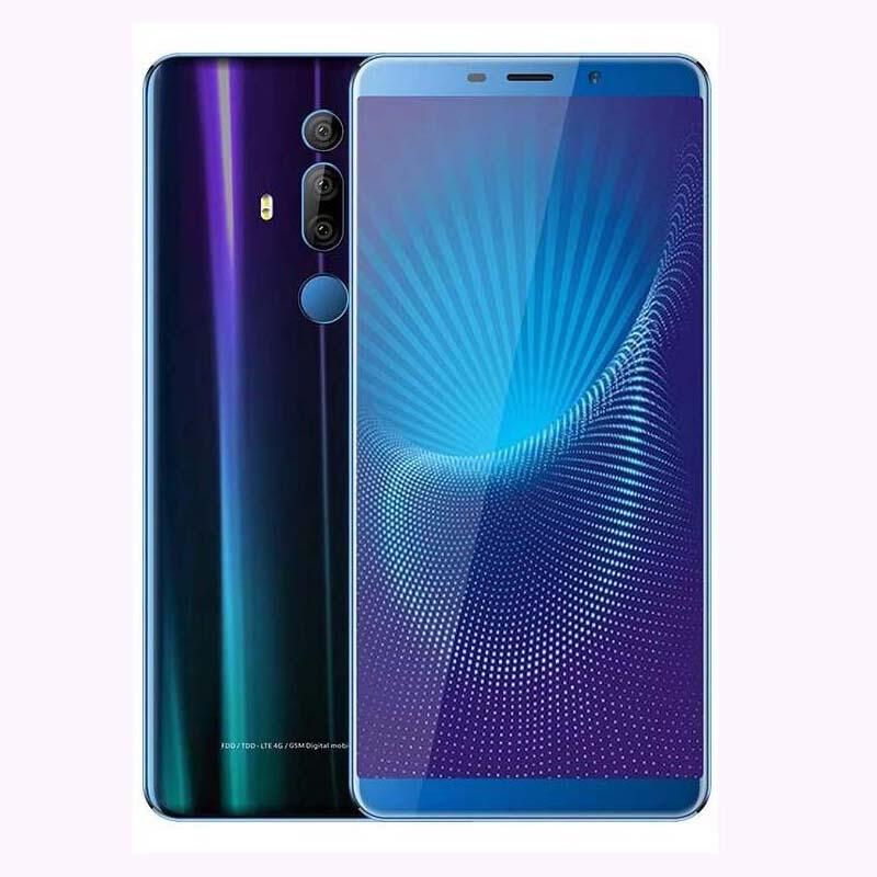 SANTIN LZ6 Face ID Touch ID Super Big Screen Smartphone 18 9 6 0 4GB RAM
