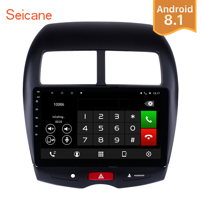 Seicane 10 1 inch Android 8 1 Car GPS Radio Unit Player 8 Core for 2010