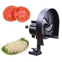 Mão operado pepino batata doce máquina de corte fatia frutas e vegetais chips máquina de corte preço