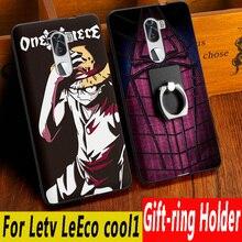 Для LeTV LeEco cool1 случае 3D Рельеф Живопись кремния мягкий чехол TPU задняя крышка для LeTV LeEco cool1 cool1c мультфильм прохладный 1c крышка