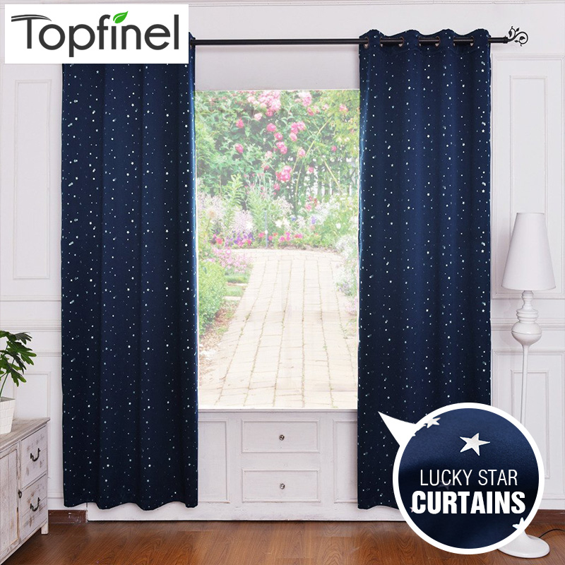 Top Finel Lucky Star Design 100  Polyester Modern Window Curtain Living  Room Curtains Drapes BlackoutOnline Get Cheap Modern Curtains Drapes  Aliexpress com   Alibaba  . Modern Living Room Curtains Drapes. Home Design Ideas