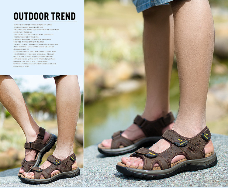 Men's Shoes Men's Sandals Analytical Vesonal 2019 Summer New Camouflage Classic Shoes Men Sandals For Male Casual Out Door Water Walking Beach Water Sandalias Sandal