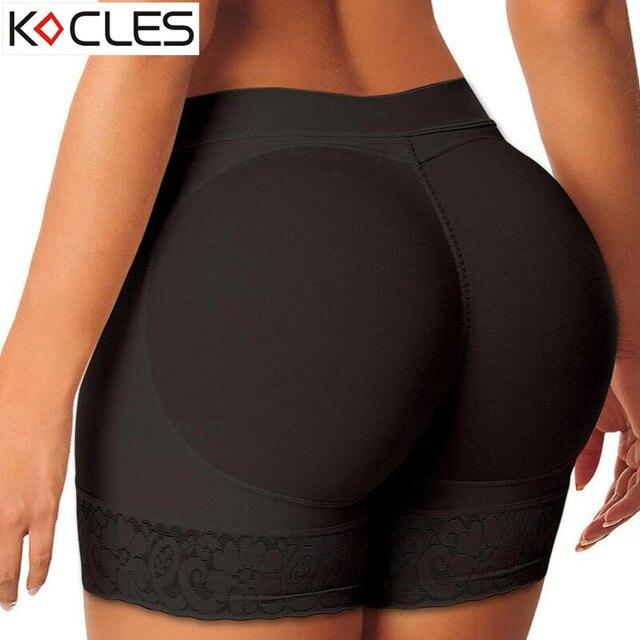 f232fb57c Sexy Women Padded Panties Butt Lifter Control Panties Butt Enhancer Lift  Sexy Thicken Seamless Panty Push