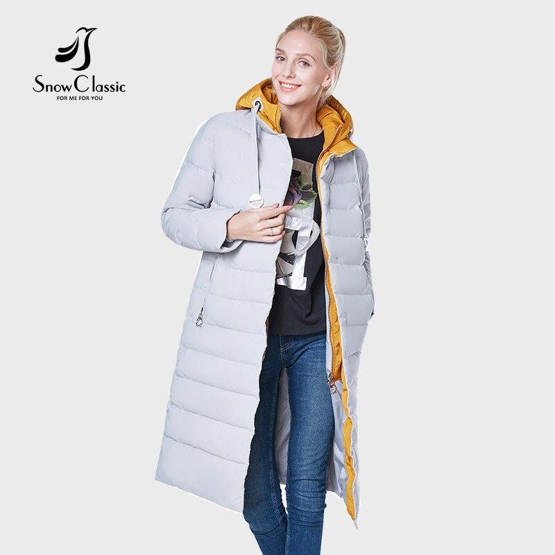 Зимние классические 2018 camperas mujer abrigo invierno куртка женщин пальто парк колющими Европейский дизайн, толстая, теплый цвет hat