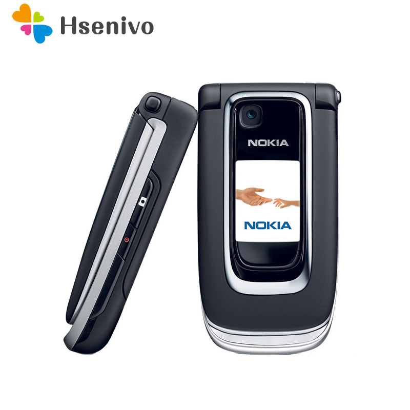 Refurbished Unlocked 6131 Original handy Nokia 6131 Günstige GSM-Kamera FM Bluetooth Gute Qualität Telefon Multi Tastaturen