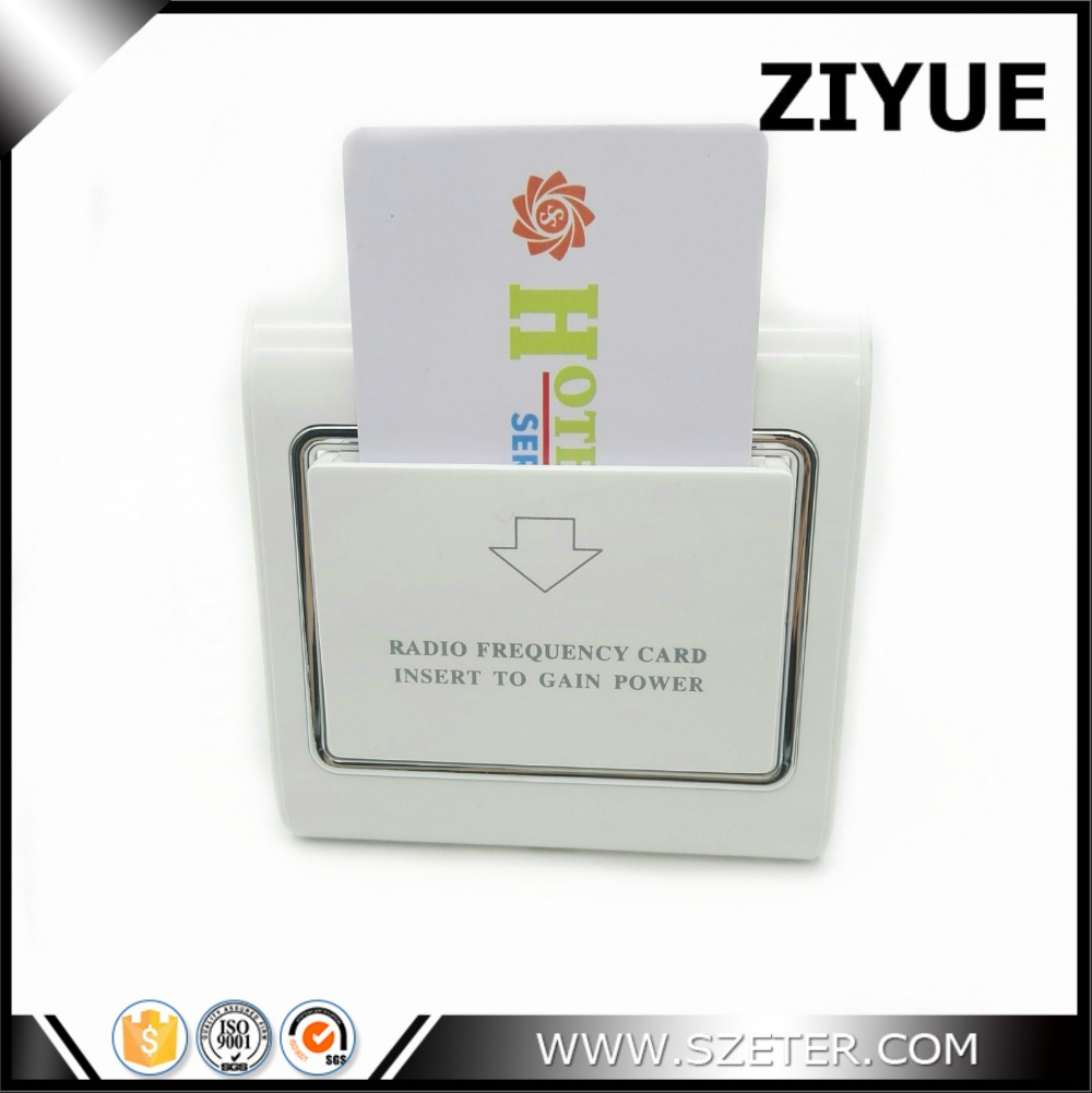 цена на High Frequncy Hotel Card Key Switch Energy Saver Switch Supplier
