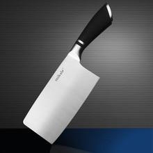 Envío Libre Mikala Cuchillo Cocinero Cuchillo de Cocina de Acero Inoxidable Cuchillos Rebanar Verduras Carne de Pescado Cuchillo de Cocina Del Hogar