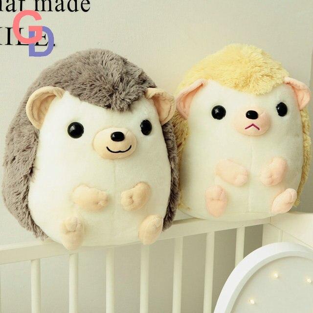 Lucu Bayi Hedgeho Mewah Sepanjang Lemak Boneka Boneka Lembut Boneka Kawaii  Mainan Mewah Rabbit Cuddly Hadiah 8decd5e029