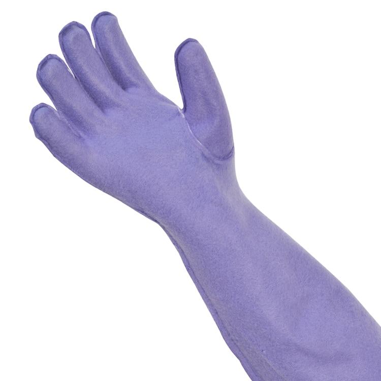 Envío gratis 3 pares de guantes de protección de PVC de 40 cm con - Juegos de herramientas - foto 5