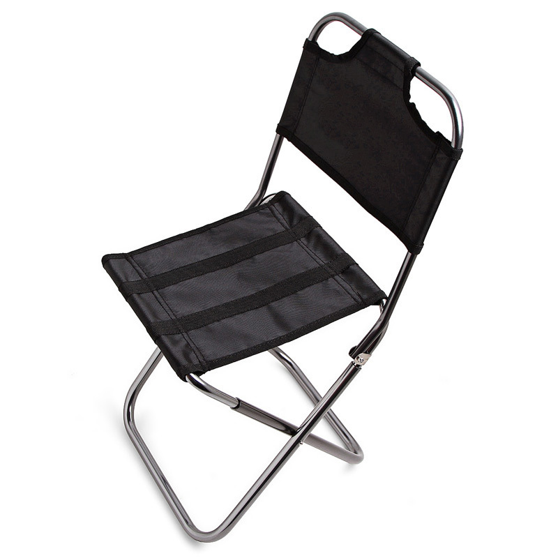 Ultralight Fishing Chair Portable Foldable Seat Pop Up Camping Hiking Stool Outdoor Furniture Garden Light Caming Beach Chairs