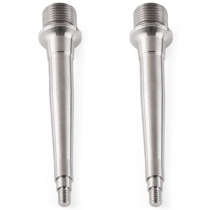 2 шт., титановые педали для ножной педали, 93 мм