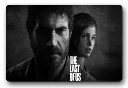 Custom Doormat Video Game The Last of Us Door Mat Bathroom Carpet Kids Bedroom The Last of Us Cushion Floor Rugs #D-0128#