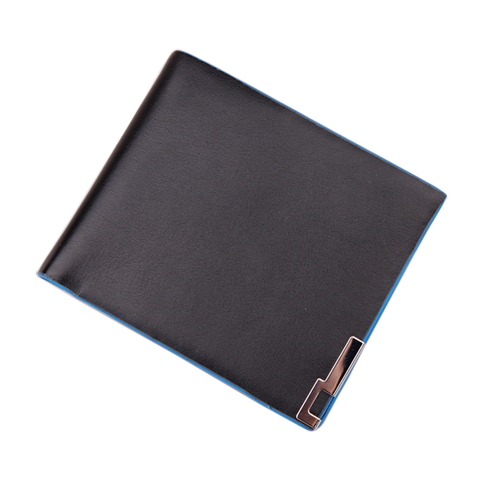 Kleidung & Accessoires Billiger Preis Pidengbao Mens Brown Luxury High Quality Genuine Soft Leather Wallet
