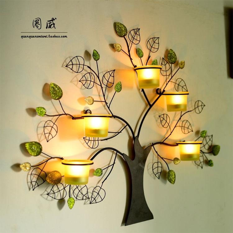 Candle Wall Art Decor - Makipera.com