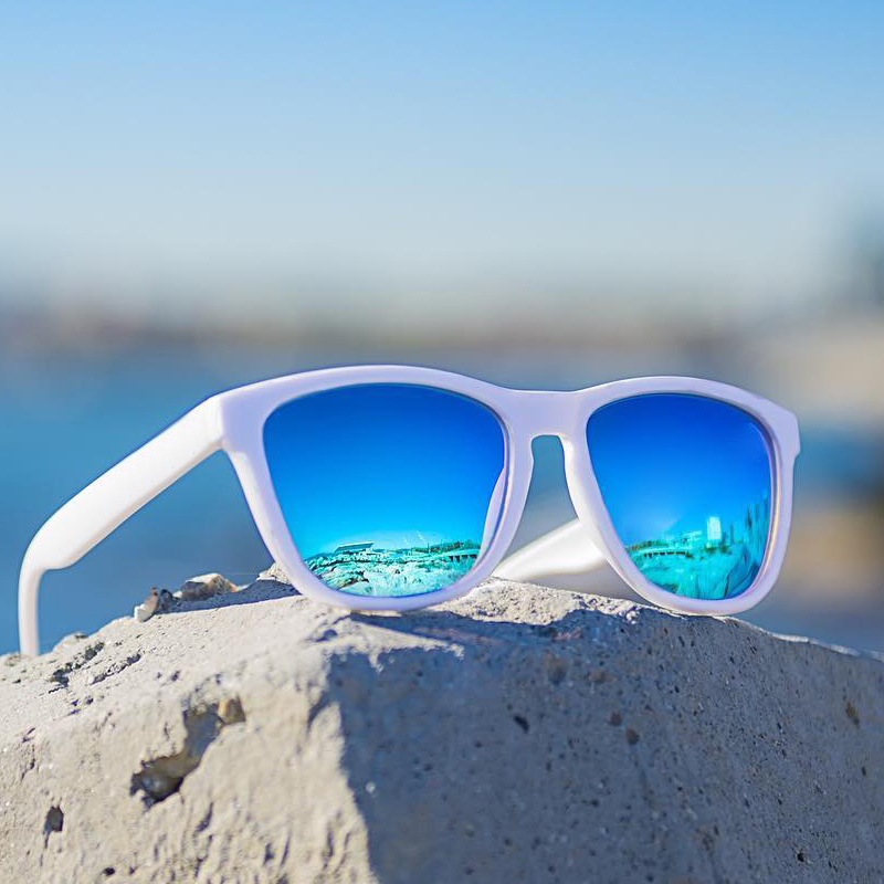 Dokly new no logo Real Polaroized Sunglasses الرجال - ملابس واكسسوارات