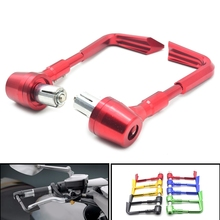 7/8 22mm Motorbike proguard system brake clutch levers protect For honda pcx 125 hornet 600 nc750x cbf 150 cbr r 1000rr