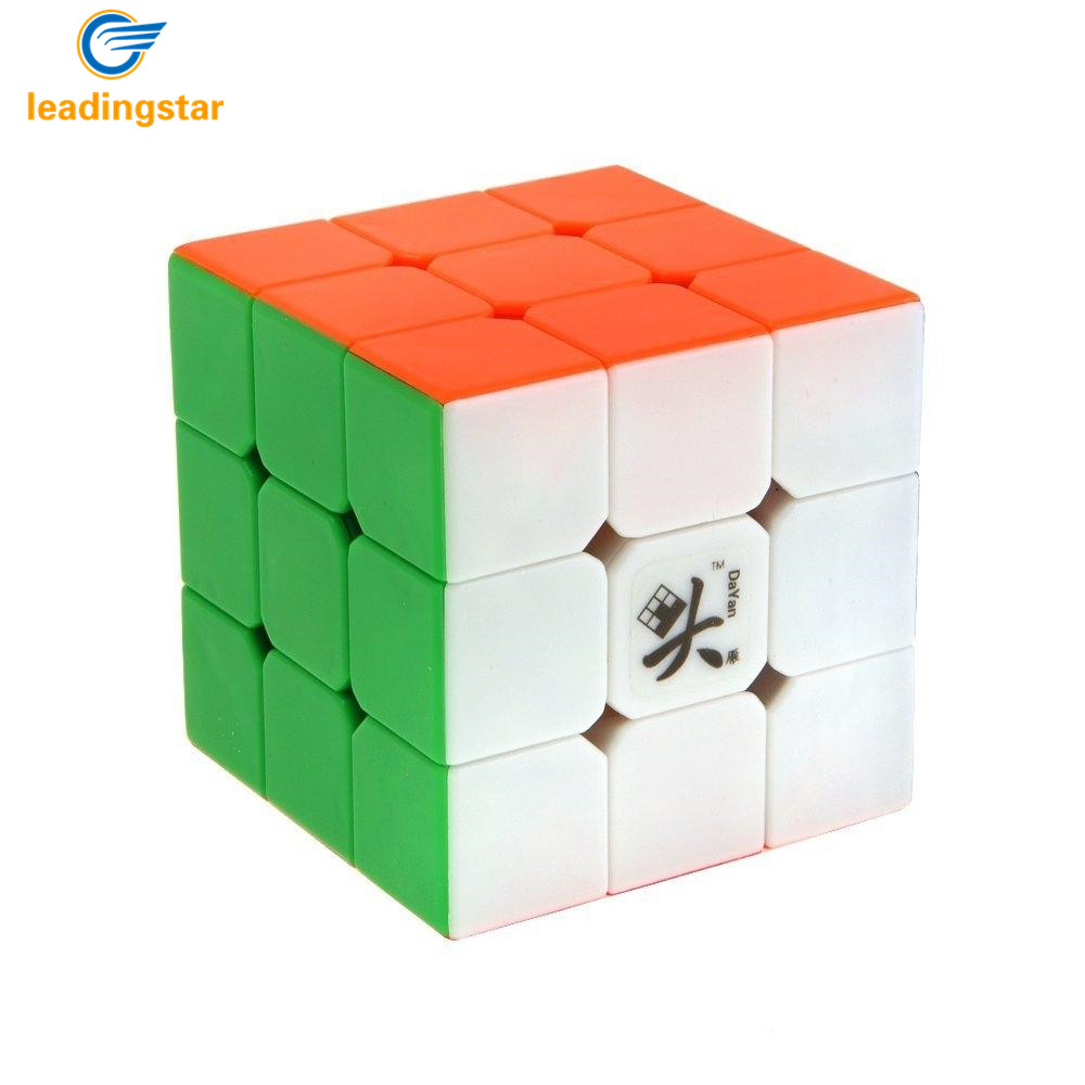 LeadingStar Magic Cube 42mm Mini 3rd Speed Puzzle Cube Magic Puzzle Cube 6 Color Stickerless for Gift magic cube iq puzzle star color assorted