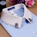 Wholesale Removeable Diamond Fashion All-Match False Collar Women Ajustable Band Fake Collar A06-8001