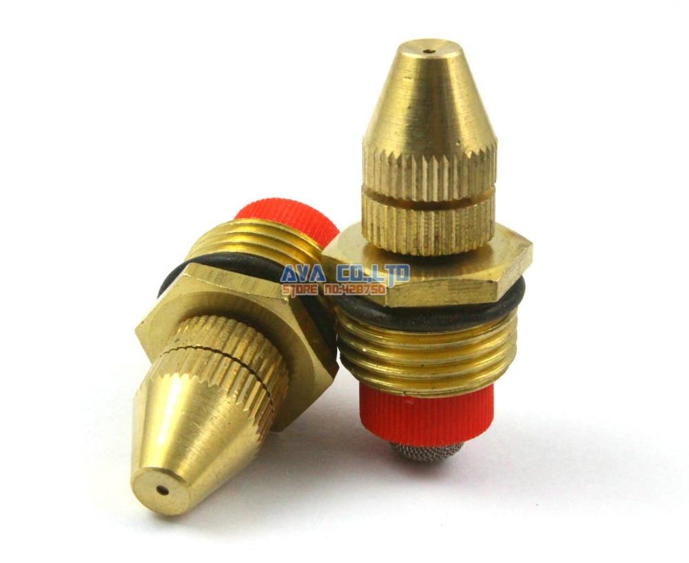 Adjustable Nozzle Manufacturers Mail: Aliexpress.com : Buy 4 Pieces Garden Lawn Adjustable Brass