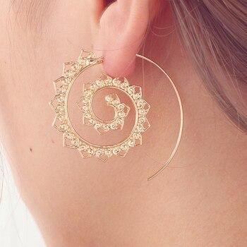 Kolczyki - Spirale