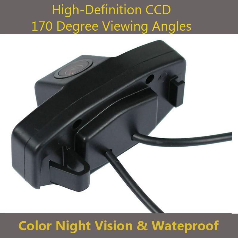 Car HD Rear View Camera CCD Sensor For Acura MDX 2000 2006