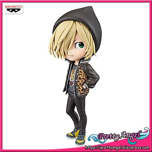 PrettyAngel Genuine Banpresto Q Posket Prince YURI!!! on ICE Yuri Plisetsky (Special Color) Collection Figure