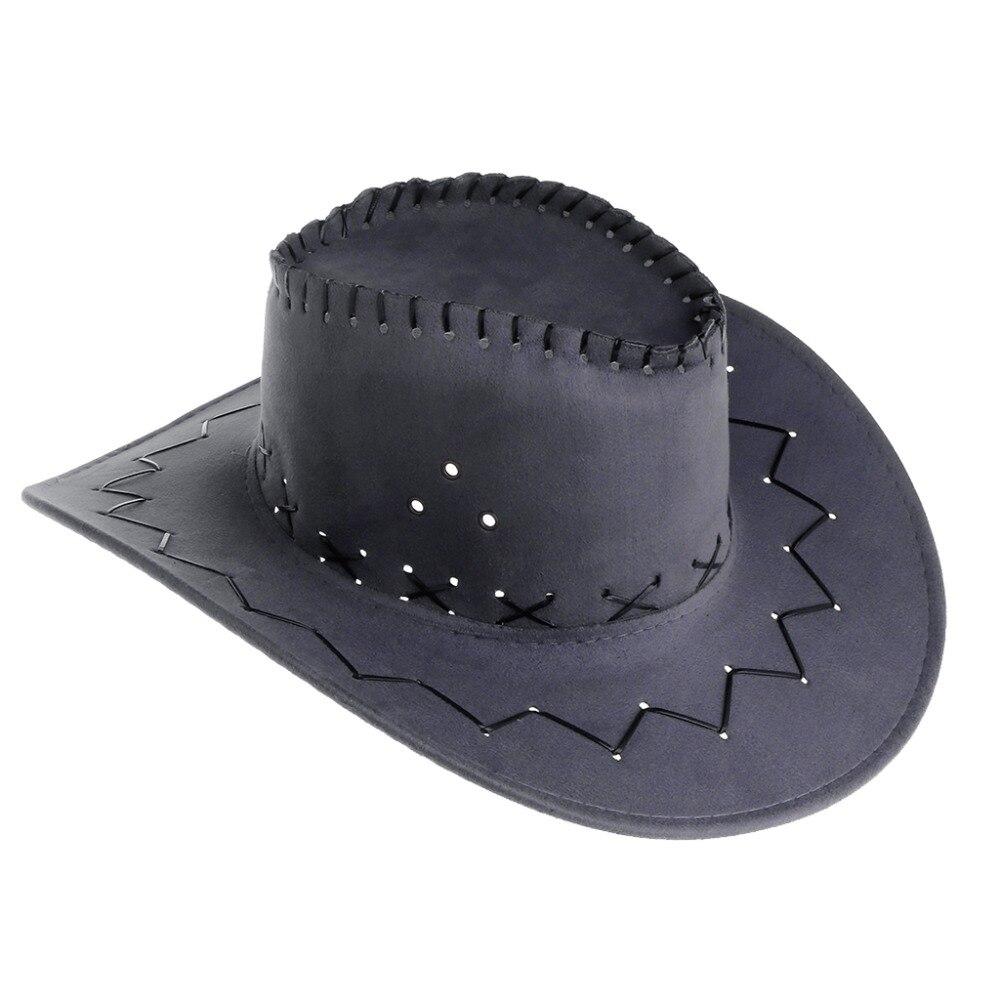 2a8ed49e256aa Nueva llegada de moda sombrero de vaquero para hombres occidental jpg  1000x1000 Sombreros vaqueros de moda