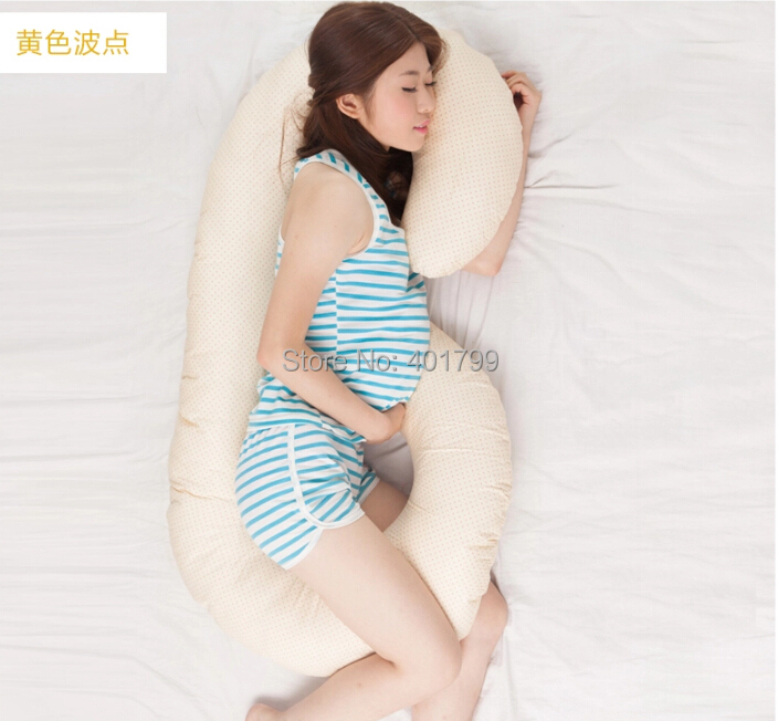 Multifunctional font b Pregnant b font Pillow Protecting Waistt Mother Sleeping Pregnancy Pillow