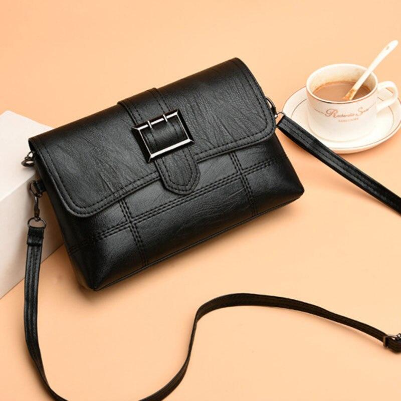 AUAU-Designer Women Shoulder Bag Fashion Handbag And Purse Pu Leather Crossbody Bags For Women New