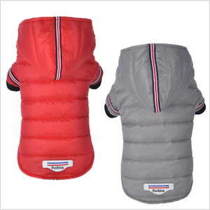 Winter Pet Dog Clothes Warm Down Jacket Waterproof Coat Hoodies for Chihuahua Small Medium