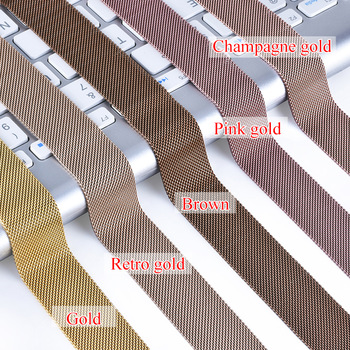 Milanese Loop Band for Apple Watch 1