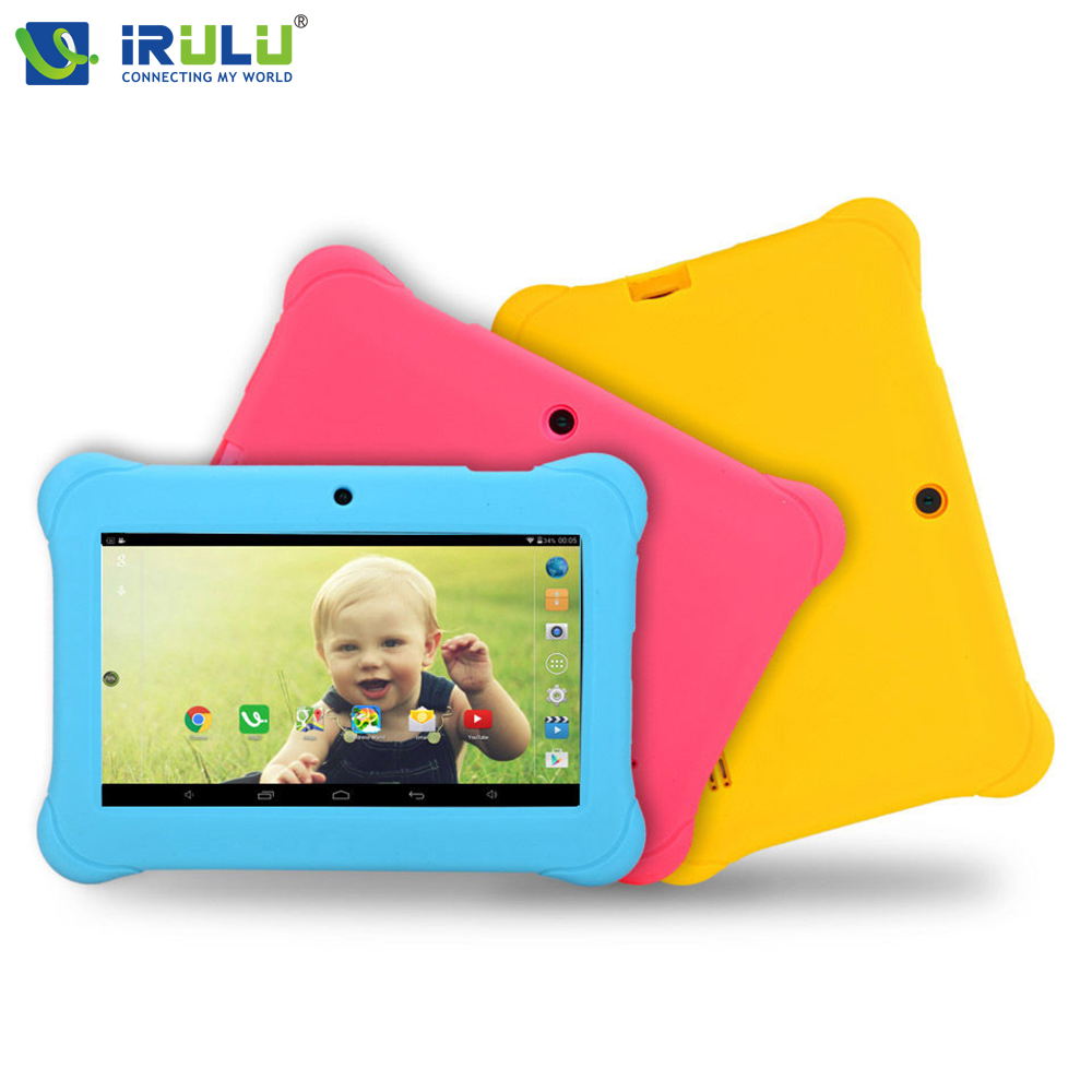 iRULU Y1 7 Kids Tablet Quad Core 1024 600 Android 4 4 Tablet PC 1GB 8GB