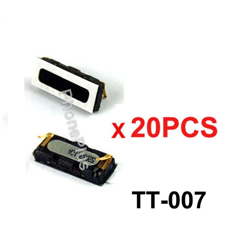 20/50/100 PCS Pour Lenovo P770 A798T A65 P70 A66T S810T A388T A358T A768T A806 Écouteur Haut-Parleur récepteur Écouteur Réparation Partie