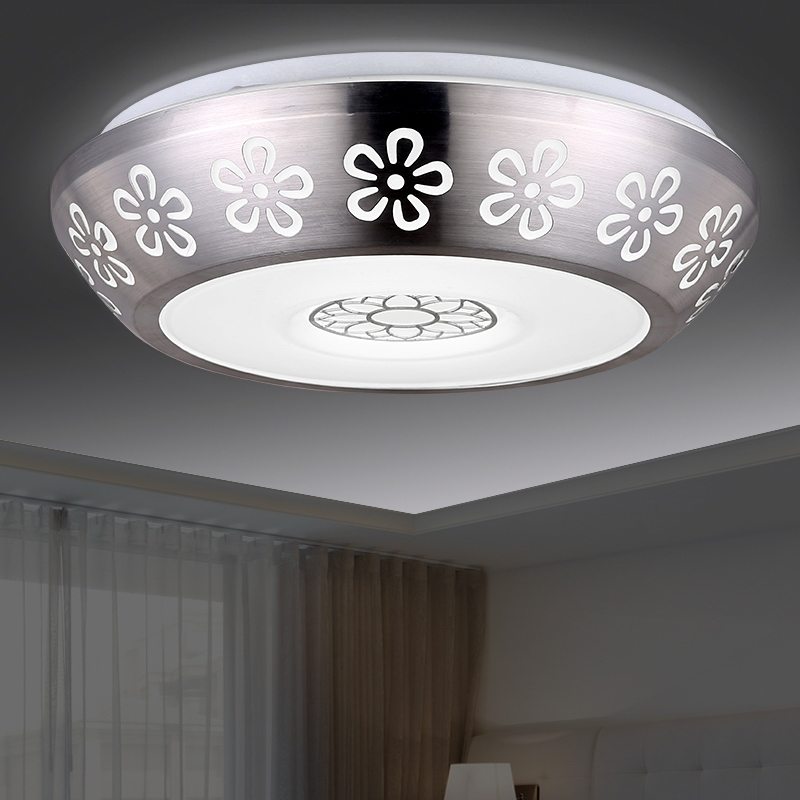 Plafon Ceiling Fan Chandelier 2017 New Style Aluminum Led Light Three Of Ac 220v Cool Indoor Bedroom Livingroom Lamp In Lights From