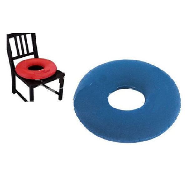Us 7 89 Medical Inflatable Nylon Pvc Donut Round Cushion Ring Pressure Sores With Pump Anti Decubitus Pad In Cushion From Home Garden On