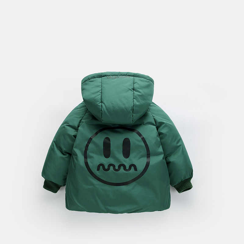 8d2767407bcd Detail Feedback Questions about Cartoon Printed Winter Kids Jacket ...