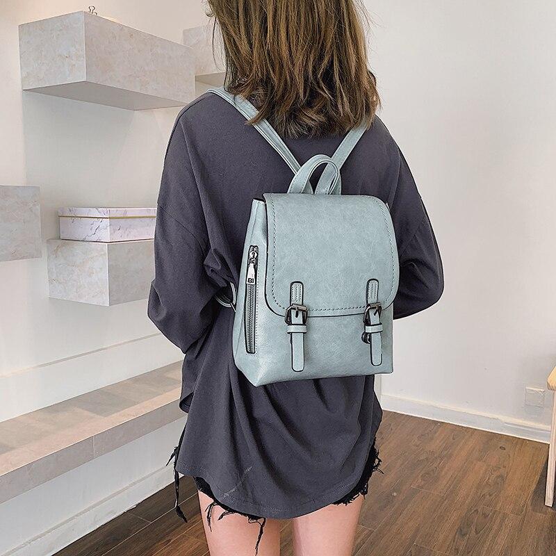 HIFAR бренд рюкзак женские рюкзаки модные маленькие школьные для девочек высокого