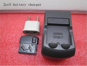 Image 2 - HOT NEW 2CR5  6V camera battery charger  rechargeable lithium battery charger