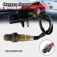 High Performance 0258007206 0258007206 0258007206 LSU4.2 Oxygen O2 Sensor Wideband O2 UEGO Sensor fits PLX, AEM