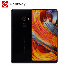 "Original Xiaomi Mi Mix 2 Mix2 6GB RAM 64GB ROM Mobile Phone Snapdragon 835 Octa Core Ceramics Body 5.99"" FHD+Full Screen Dispaly(Hong Kong,China)"