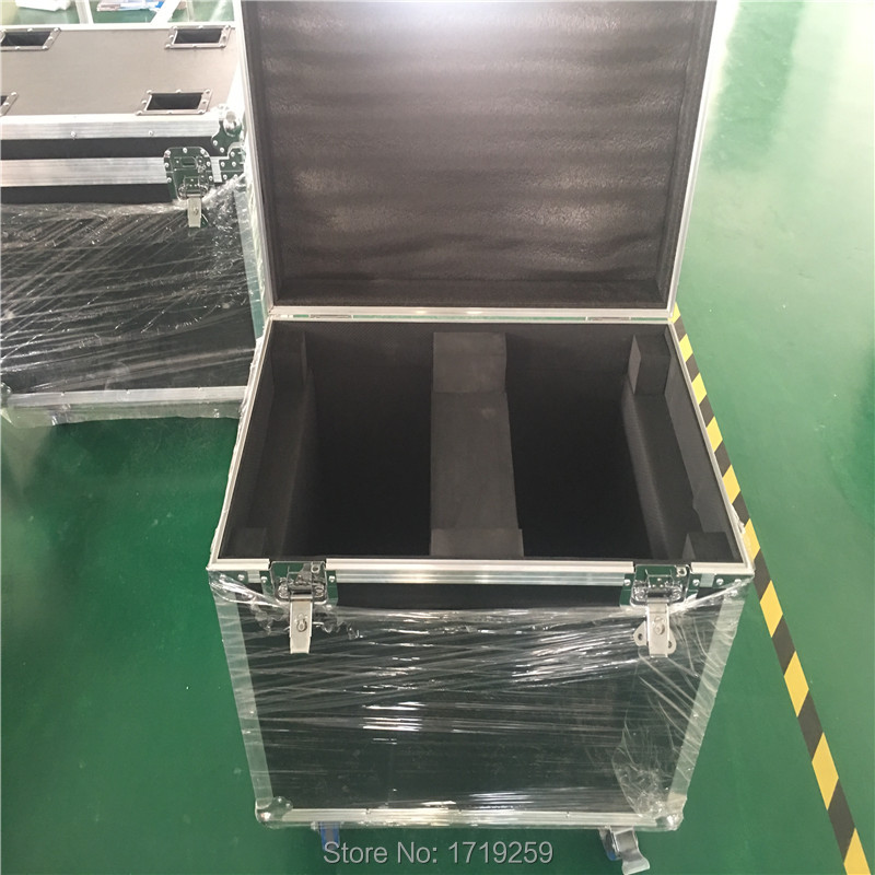 Flight Case with 2 pieces LED sharpy Beam 230W 7R Moving Head Light DJ equipments Touch Screen Beam Free Shipping DHL FedEx 8x sharpy light beam 230w 7r zoom moving head light dj equipments lightings