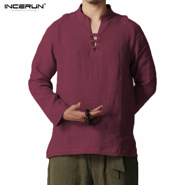 Chinese Style Shirts for Men