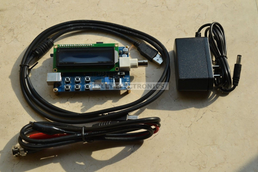 все цены на MWG05 1Hz - 5MHz DDS Signal Generator Source Module TTL Output with Sweep Scan онлайн