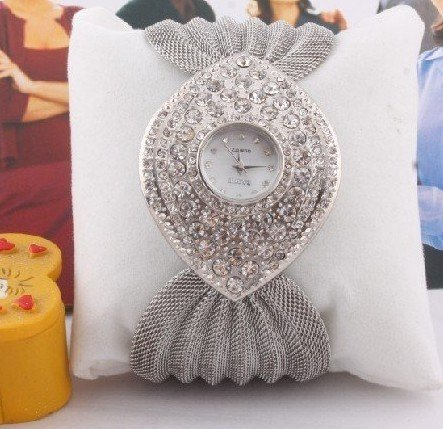2012 Newest Watch,fashion watch with Special Quartz Analog Dial Band ,Best Gift watch for reatil &wholesale