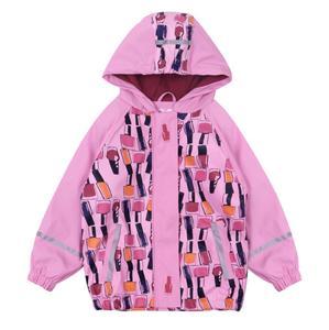 Image 5 - Ветрозащитная водонепроницаемая куртка для мальчиков, детские толстовки, верхняя одежда для мальчиков, одежда для девочек, детский зимний флисовый плащ От 2 до 6 лет
