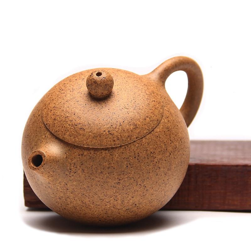 Xishi Fatto A Mano Grande Pentola alta temperatura Paragrafo fango Tea set teiere Autore Jian peng Cinese di Yixing Tè, Articoli e Attrezzature Teiere-in Teiere da Casa e giardino su  Gruppo 3