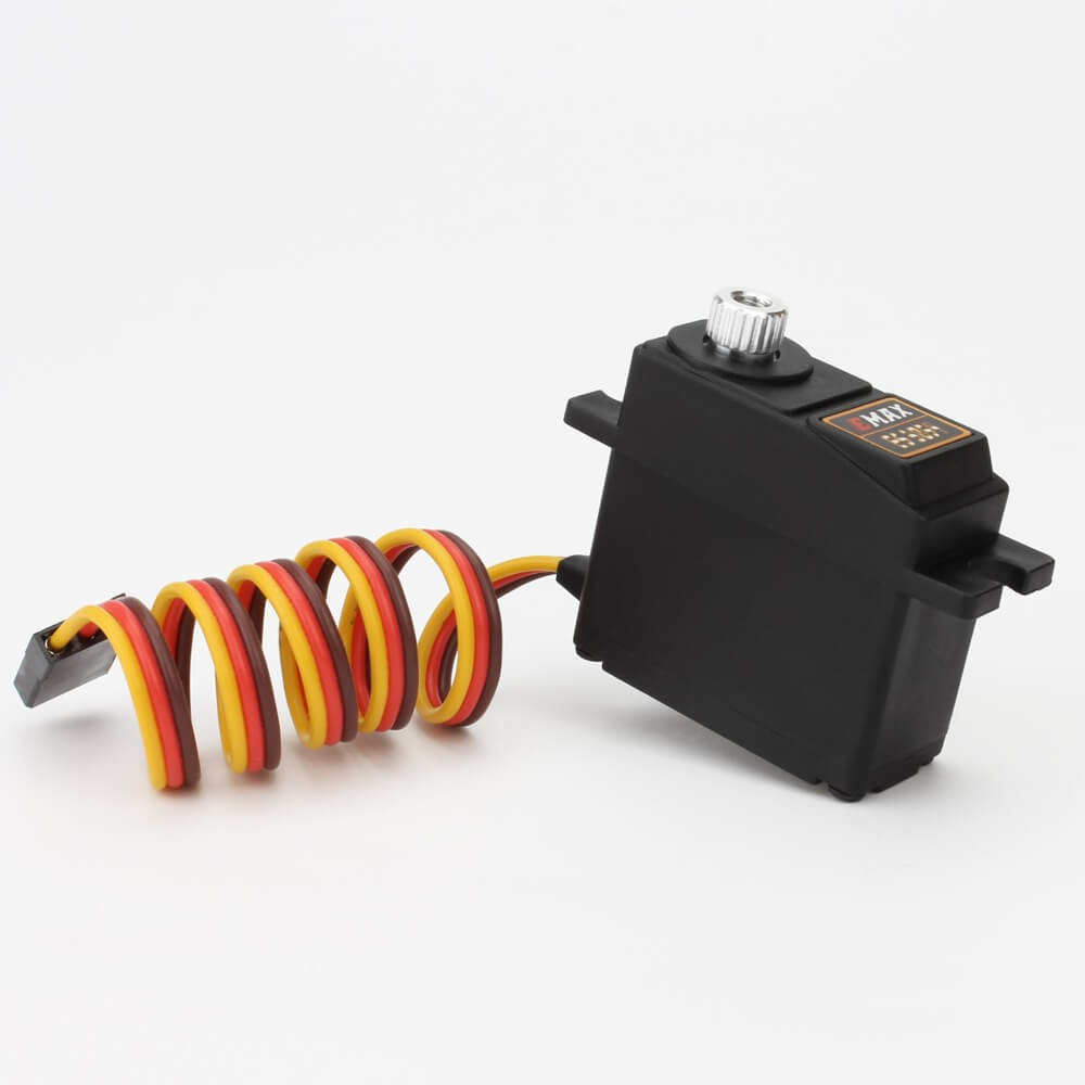 Image 4 - Emax ES3054 17g 3.5kg 0.13sec 23T Metal Gear Digital Servo For RC Airplane ES3154 Upgrade-in Parts & Accessories from Toys & Hobbies
