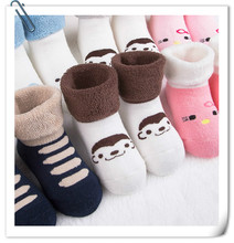2-3 Years 1 Pair Baby Girl Boy Newborn Toddler Infant Winter Warm Boots Toddler Infant Soft Socks Booties Shoes
