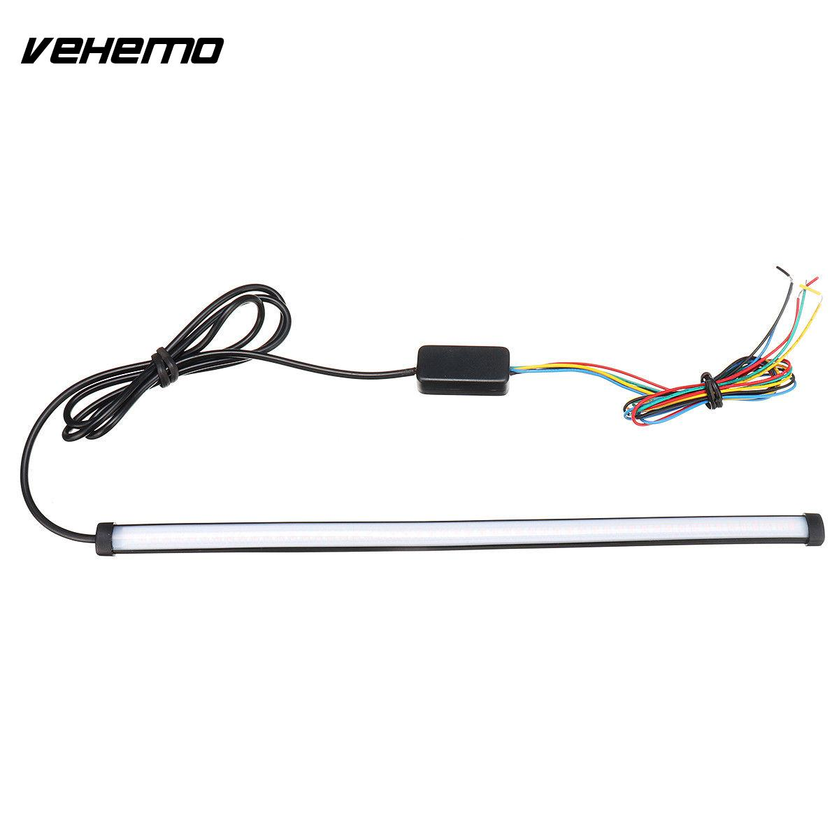 Vehemo Turn Signal Light Indicator Light Signal Lamp Led